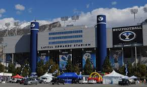 Byu Cougar Stadium Seating Chart Traveling To From Lavell Edwards Stadium For Byu Utah Game
