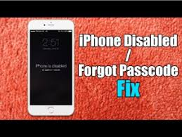 iPhone disabled 1 300x226
