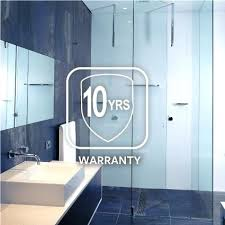 shower glass treatment makes cleaning shower glass easy best glass shower door treatment