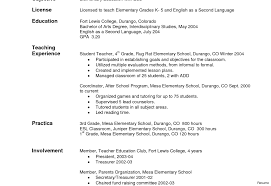 Nursery School Teacher Resume Sample Costumepartyrun