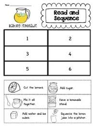 Sequencing Anchor Chart Sequencing Worksheets 3rd Grade Worksheet Fun And Printable