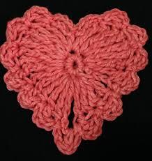 Crochet Heart Pattern Free Stunning Easy Crochet Heart