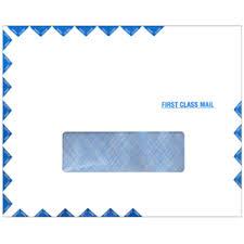Envelope Format Forms Cs Ultratax Tax Return First Class Mailing Envelope