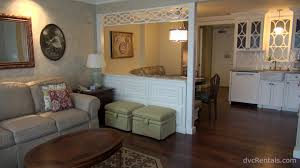 Spa Bedroom Villas At Disneys Grand Floridian Resort Spa Room Tours 2