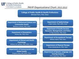 Ppt Phhp Organizational Chart 2012 2013 Powerpoint