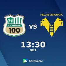 Sassuolo Hellas Verona risultati, diretta streaming e pronostico - SofaScore