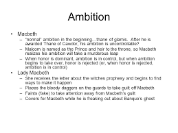 themes of macbeth introductory investigation for macbeth essay  9 ambition