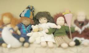 Image result for row of dolls