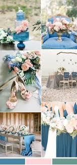 Springsummer Wedding Color Ideas 2017 From Pantone Niagara Wedding Themes  For Summer