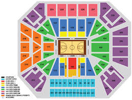 Wintrust Arena Seating Chart Concert 18 Comprehensive Arena Diagram