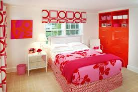 bedroom ideas for teenage girls red. Brilliant Teenage Simple Bedroom Decoration For Girls Red Color Small Room Design Ideas Teenage   And Bedroom Ideas For Teenage Girls Red