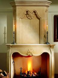 fiery fireplace candles with fireplace candles
