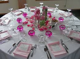 Round Table Settings For Weddings 23 Wedding Table Settings Ideas 20 Great Ideas To Use