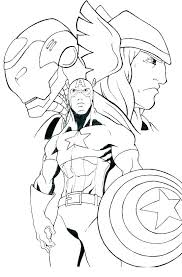 Free Printable Avengers Coloring Pages Infinity Coloring Pages