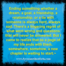 Quotes About Friendship Ending Stunning Sad Friendship Ending Quotes