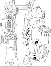 Grappige Cabrio Kleurplaat Jouwkleurplaten