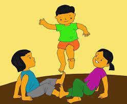 Tổng hợp các trò chơi dân gian đưa bé trở về với tuổi thơ như cha mẹ