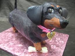 Image result for dachshund birthday cakes
