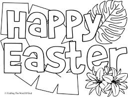 Happy Easter Crafting The Word Of God