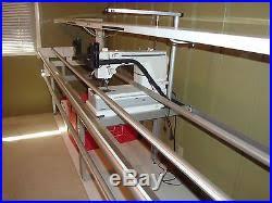 Quilting Frame/HUSQVARNA Mega Quilter Sewing Machine /CRUISE CONTROL & INSPIRA Quilting Frame/HUSQVARNA Mega Quilter Sewing Machine /CRUISE CONTROL Adamdwight.com