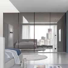 image mirrored sliding. bedroom inspiring large master with mirrored sliding door closet design and gray interior image o