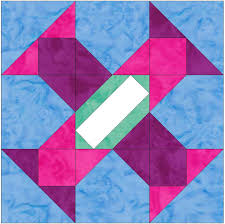 Album Block 4 - 15 Inch Block Paper Template Quilting Block ... & Album Block 4 - 15 Inch Block Paper Template Quilting Block Pattern PDF by… Adamdwight.com