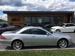 Mercedes CL500 5.8 BRABUS 1 of 5 UNIKAT !   Kimbex Dream Cars