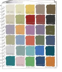 Annie Sloan Chalk Paint Color Chart Colorways Swatchbook Annie Sloan Chalk Paint Colors Annie
