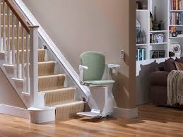 chair for stairs. Indoor Chair Stair Lift / Rotating - STARLA For Stairs F