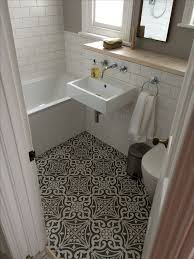 ... Tile Designs For Bathroom Floors With Goodly Perfect Small Bathroom  Designs Gray Bathroom Floor Creative 1 ...