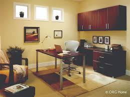 cherry wood home office cabinets cherry wood home office