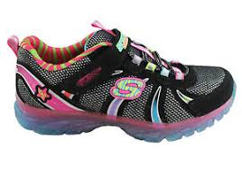 sketchers light up shoes girls. image is loading skechers-kids-girls-light-up-shoes-sneakers-casual- sketchers light up shoes girls