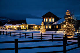 Winter Positions through the Holidays at Luxury Resort in Montana The Resort  at Paws Up - A luxury ranch resort on in central, western Montana