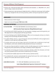Construction Field Engineer Sample Resume Impressive Inspirational Mechanical Field Engineer Sample Resume B40online
