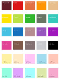 Kemon Color Chart Pictures To Pin On Pinterest