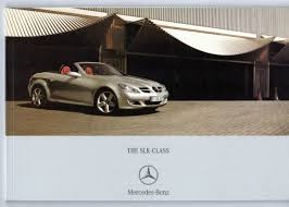 Most people who are looking for a used mercedes benz slk look for one from 2005, 2012 and 2007, but the cheapest years on gumtree from which you can pick a mercedes benz slk include 1996, 1999 and 2000. Mercedes Benz Slk 2006 08 Uk Market Sales Brochure 200k 280 350 55 Amg For Sale Online Ebay