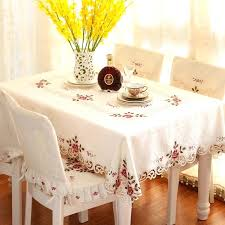 tablecloth for small round table embroidered high end round table cloth large round tablecloth small round tablecloth for small round table