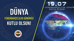 Dünya Fenerbahçeliler Günümüz Kutlu Olsun! - YouTube