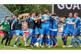Serie B, Empoli promosso in A. Salernitana al 2° posto, il Monza batte il  Lecce