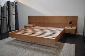 Tokyo Floating Platform Bed | Floating Bed | Swinging Trampoline Bed