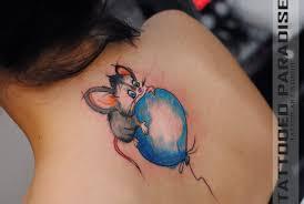 татуировка воздушный шар значение эскизы тату и фото