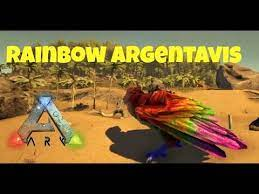 ark rainbow argentavis how to get