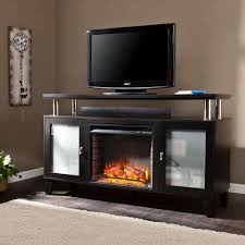 tv stands with electric fireplace luxury real flame valmont electric fireplace white hayneedle