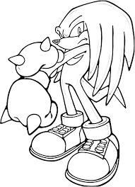 Sonic The Werehog Coloring Pages Improved Sonic The Coloring Pages