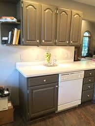 white painted oak kitchen cabinets. Painted Oak Kitchen Cabinets With Silver Hardware White T