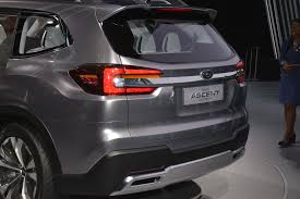 2018 subaru ascent interior. modren ascent subaru with 2018 subaru ascent interior