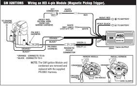 msd 6al wiring diagram msd image wiring diagram how to install an msd 6a digital ignition module on your 1979 1995 on msd 6al