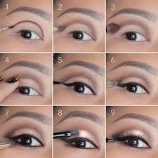 simple natural eye make up