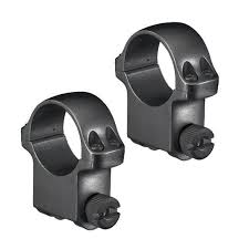 Ruger M77 Scope Ring Chart Ruger Ruger M77 1 Inch High Scope Rings With Matte Blued Finish