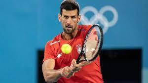 Everyone wants to trip Novak Djokovic ...